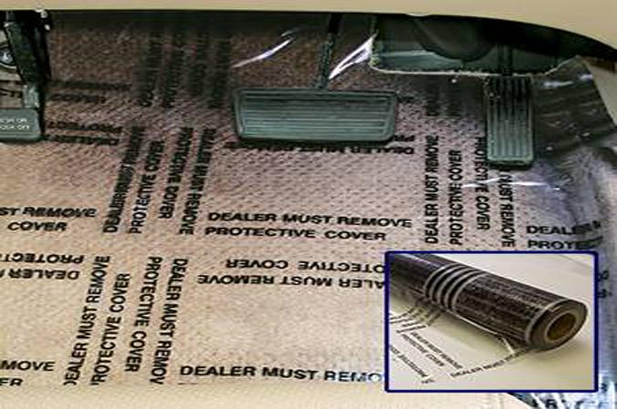 Sticky plastic carpet protector carpet vidalondon for Wood floor underlay screwfix